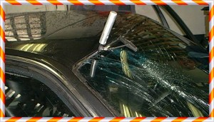 Car Windscreen removal