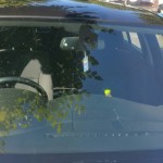 BMW 5 Series After Windscreen Replacement