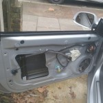 audi a5 before door glass replacement