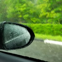 The Top Causes of Windscreen Water Ingress