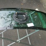 fiat 500 rear screen