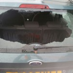 ford fiesta rear screen replacement before