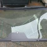 mazda 6 2013 front windscreen