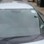 mazda 6 2013 front windscreen replacement after photo