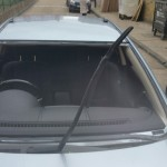 mazda 6 2013 front windscreen replacement before photo