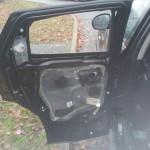 nissan juke rear door glass replacement