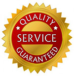 quality service guaranteed