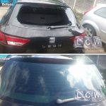 Seat Leon Rear Screen Replacement