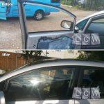 Toyota Verso Passenger Fron Door Glass Replacement