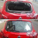Vauxhall Corsa Rear Screen Replacement