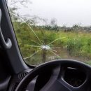 How Windscreen Damage Will Cause You to Fail MOT