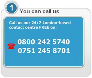 you call us windscreen repair
